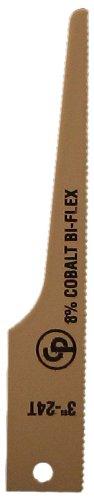 Chicago Pneumatic CA146720 Sägeblatt Satz zu Karosseriessäge, Type CP 7900, Mittel, 24 Z (5-er Pack) -