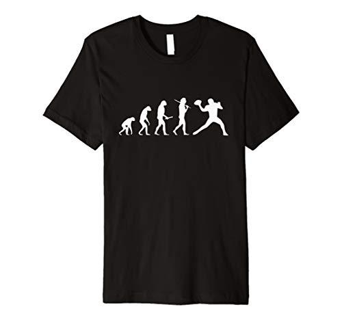 American Football Evolution T-Shirt | Touchdown