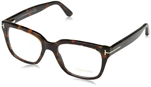 Tom Ford Herren Optical Frame Ft5477 054 53 Brillengestelle, Braun,