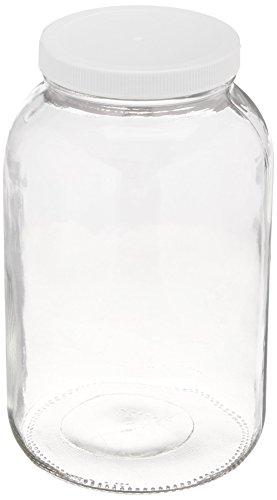Arkansas Glas 1GKJ Weithalsglas, 450 ml