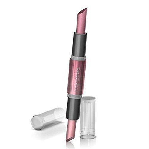 Covergirl blastflipstick blendable lip duo lipstick multiple colors multi packs, makeup (1 pack, 800 whisper) by COVERGIRL