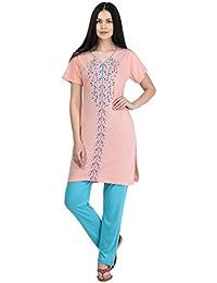 d0fa7f85c6 L Women's Pyjama Sets: Buy L Women's Pyjama Sets online at best ...