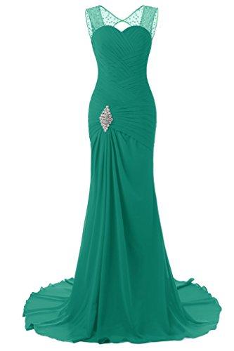 JYDress - Robe - Plissée - Femme Vert Vert Vert - Vert