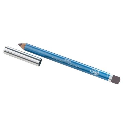 EYE CARE Kajalstift/Eyeliner, fest-grau, 10 g - Care Eyeliner