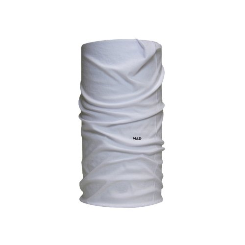HAD Head Accessoires Solid Colours Funktionstuch, White, one Size