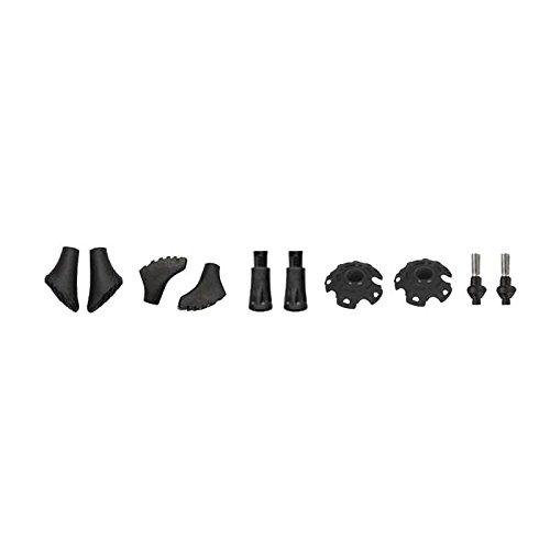 Toorx Set di ricambio e accessori-Bastone per camminata nordica