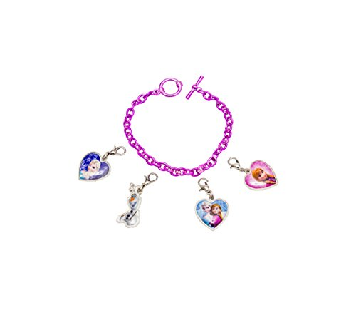 Joy Toy 755733 Disney Frozen Bracelet with 4-Different Trailers for Dressing in Gift Wrap