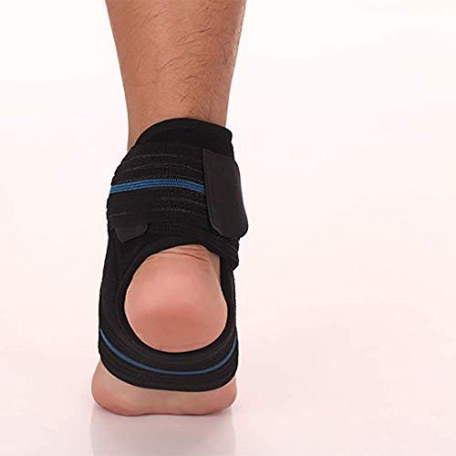 LLCP Knöchelstütze Pad, Arthritis-Bewegung Verstauin Wiederherstellen Knöchelschutz, Männer und Frauen Outdoor-Sport-Knöchel Schützen, Ein Päckchen von Einem Paar