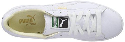 Puma Basket Classic Lfs, Sneaker Uomo Bianco