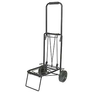 allrid chariot trolley roulette pliable pliant porte bagage valise 60kgs diable bagages. Black Bedroom Furniture Sets. Home Design Ideas