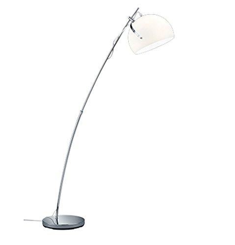 Reality Leuchten Bogenlampe Franca 160cm chrom R46051001