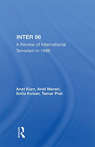 Inter 86: A Review Of International Terrorism In 1986 (English Edition)