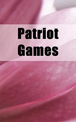 Patriot Games Ebook