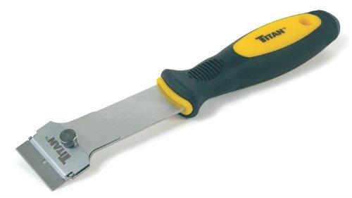 Titan Tools 12030Mehrzweck Razor Scraper-Mehrfarbig
