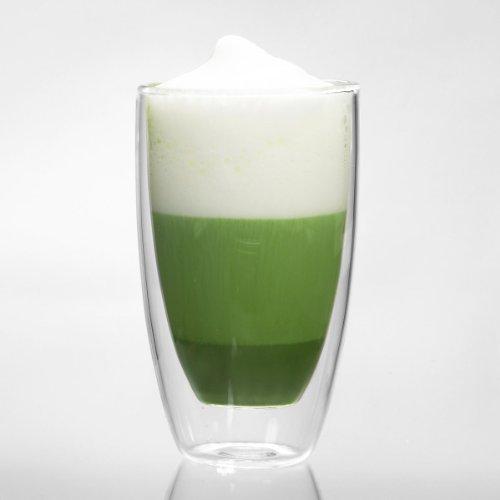 cosmopoliTEA® – Matcha for Latte, BIO – Ideal für den schnellen Genuß von Matcha-Latte oder Matcha Smoothies