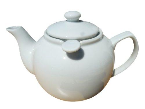 TK01 Keramik Teekanne mit Deckel und Teesieb für Ihren Genuss