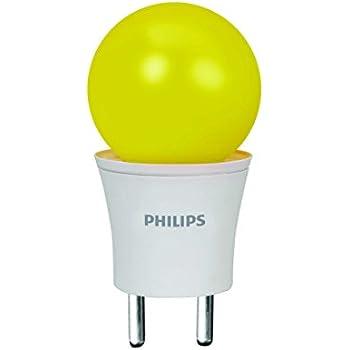 Philips Joy Vision Pearl Candy 0.5-Watt LED Bulb (Yellow)