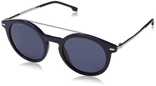 87b528e94e BOSS Hugo 0929/S KU PJP 49 Gafas de Sol, Azul (Bluette Blue