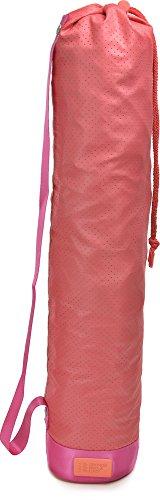 George Gina & Lucy, Borse A Spalla Da Donna, Yogamattenhüllen 21 X 68 X 13 Cm (lxxh), Colore: Nero Rosa