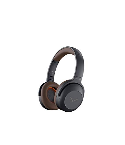 beyerdynamic Lagoon ANC Explorer Bluetooth-Kopfhörer mit Active Noise Cancelling und Klang-Personalisierung (grau/braun) thumbnail