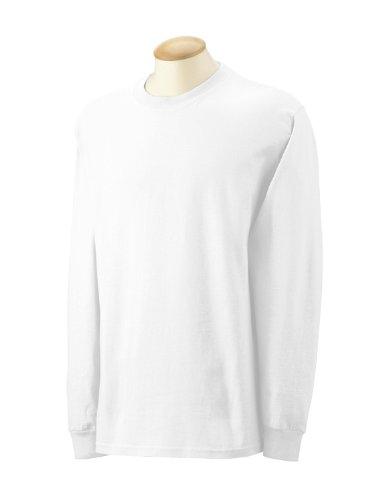 Pirate Booty auf American Apparel Fine Jersey Shirt Weiß