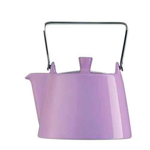 Ceramics American Style Purple Coffee Pots-a