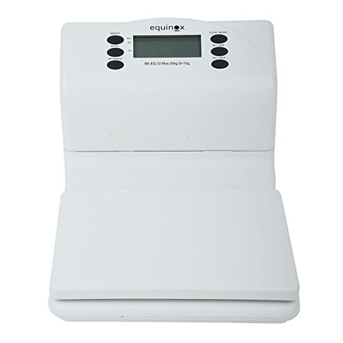 Equinox BE-EQ 22 Baby Digital Weighing Scale