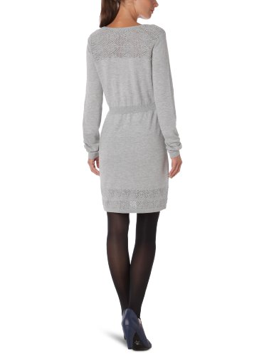 Roxy WPWDR073 jumper, donna Heather Grey