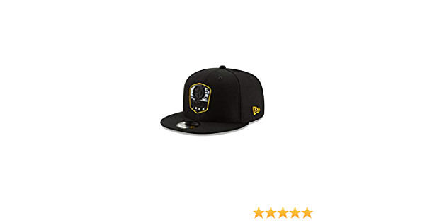 New Era Pittsburgh Steelers 19 Black STS Snapback Cap 9fifty Limited Edition