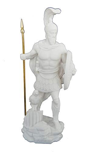 Talos Artefakte Ares Skulptur antiker griechischer Kriegsgott Aktive Statue