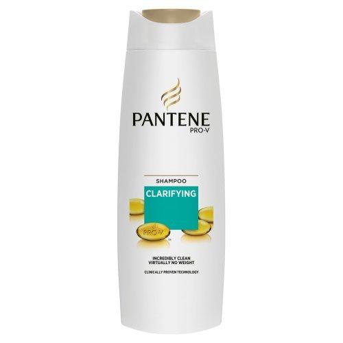 Pantene Clarifying Shampoo 400ml