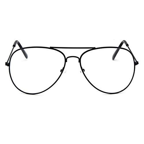 TYJYY Sunglasses Frauen Aviation Klare Brillengestell Weibliche Ozean Transparente Sonnenbrillen...