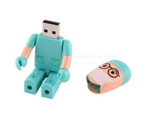 Shooo 16GB Creative Plastic Doctor USB 2.0 unidad