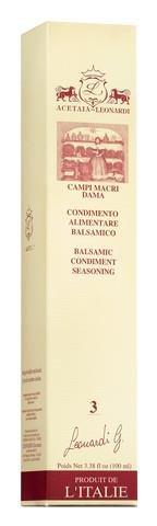 Leonardi Balsamico Condimento Essig, 100ml