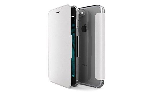 X-Doria Engage Folio Schutzhülle Clip-On Case Cover für iPhone 7 Plus - Schwarz Weiß