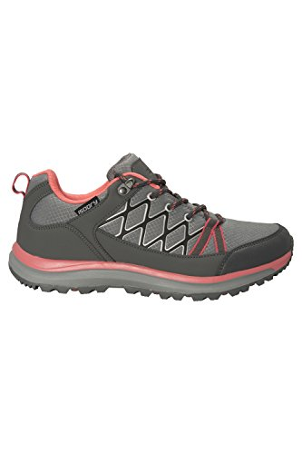 Mountain Warehouse 025540 Himalayan Waterproof Womens Trail Shoe Grigio