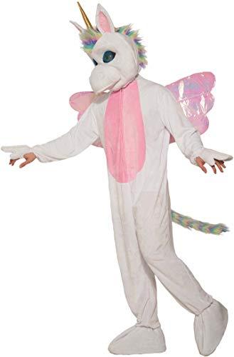 - Einhorn Maskottchen Kostüme