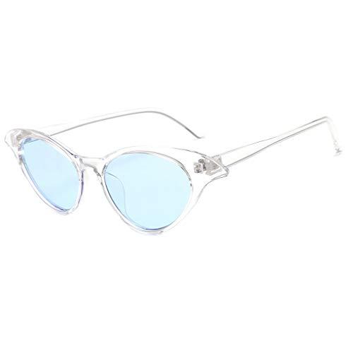 Junecat Frauen UV-Schutz Wandern Brillen Outdoor-Sonnenbrillen PC Rahmen Gläser täglich Kunststoff-Gläser