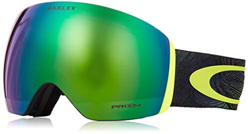 Oakley Herren Schneebrille Flight Deck Mystic Flow Retina