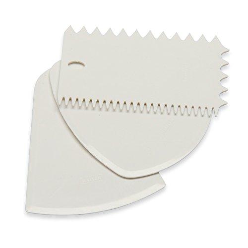 kaiser-769509-patisserie-juego-de-espatulas-de-reposteria-plastico-3-piezas