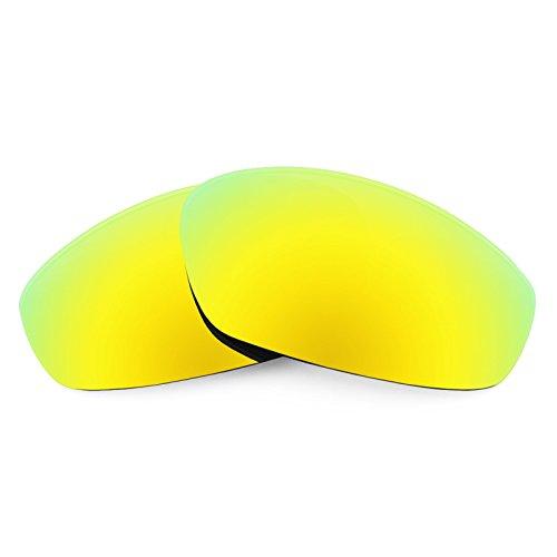 Revant Revant Ersatzlinsen für Oakley Whisker Bolt Gold MirrorShield®