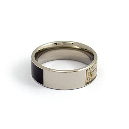 Signature The Original Smart Ring – Programmable for NFC Enabled Devices