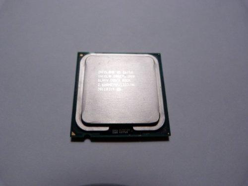Intel Core 2 Duo E6750 tray CPU 2.66 gHz 4 MB caché FSB de 1333 mhz SLA9V (1D)