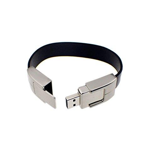 Demarkt USB Stick Lustig Armbänder Armband 8 GB USB-Stick 2.0 Memory stick Flash Speicherstick Memory Speicher (8GB) -