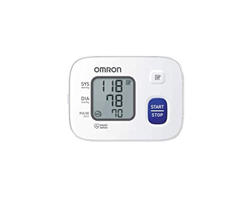 Omron RS2 Wrist Blood Pressure Monitor HEM-6161-E