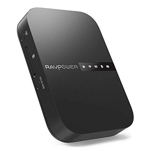 RAVPower FileHub 5en 1
