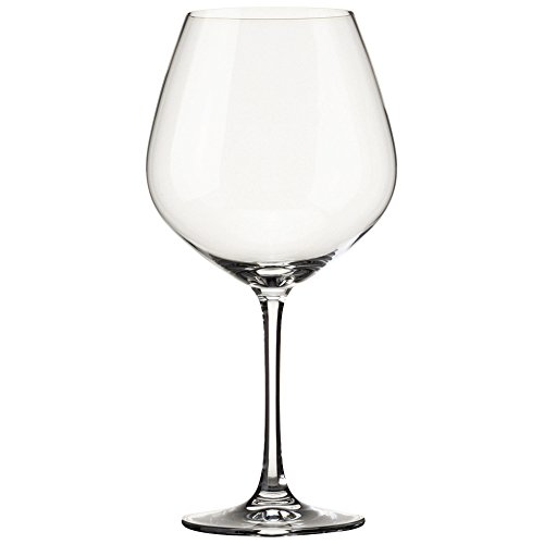 Schott Zwiesel 116506 Rotweinglas, Glas, transparent, 6 Einheiten
