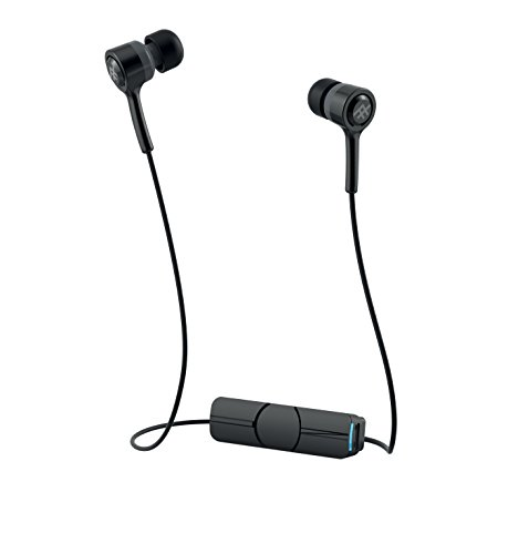 ifrogz Coda Ecouteurs Bluetooth intra-auriculaires avec microphone Noir