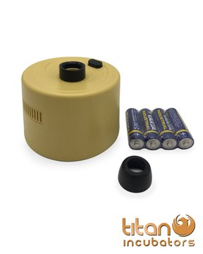 Ultrabright Chicken Egg Candler/Egg Candling - Battery Powered 4