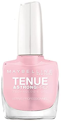 GEMEY MAYBELLINE 113 Barely Sheer Vernis Tenue/Strong